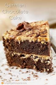 german chocolate cake recipeliving rich with coupons