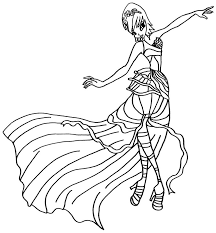winx club coloring pages winx club coloring pages harmonix u2013 kids