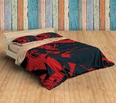 3d customize persona 5 bedding set duvet cover set bedroom set