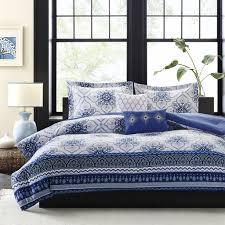 Beach Comforter Set Tropical Bedding Queen Beautiful Modern Tropical Purple Plum