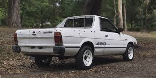 subaru brat 2014 river cottage subaru brumby up for auction loaded 4x4