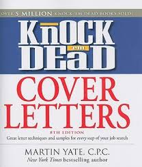 Knock Them Dead Resume Knock U0027em Dead Cover Letters Features The Latest Information On