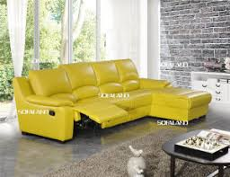 butter yellow leather sofa china butter yellow color l shape leather sofa china leather sofa