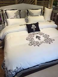 White Bedroom Sets Full Size White Bed Covers Promotion Shop For Promotional White Bed Covers