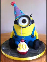 minion birthday cake ideas minion cake decorating ideas best minions birthday cakes on by