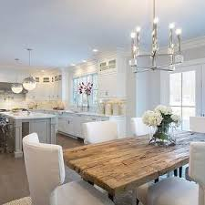 kitchen and dining furniture dining open to kitchen the white the island the dining