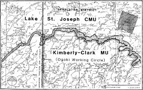 Cmu Map Albany River Provincial Park Management Statement Ontario Ca