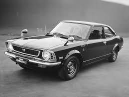 toyota corolla coupe te27 i think i really want one cafe racer