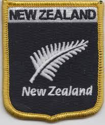 Flag Badges Embroidered Embroidery Badges Nz Makaroka Com