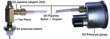 oil pressure warning light help in installing an oil pressure warning light engine