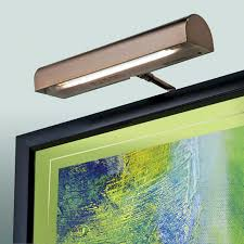 led picture frame light cordless led picture light with remote improvements