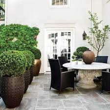 slate outdoor dining table outdoor dining table design ideas