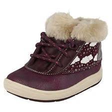 s zip ankle boots uk clarks maxi fleur purple suede leather lace up zip ankle