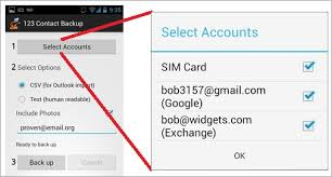 how to backup android contacts top 5 solutions to backup android contacts