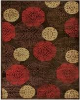 Chocolate Area Rug Fall Into Deals On World Menagerie Area Rugs