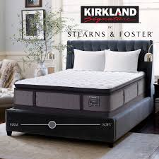 King Mattress Foundation Kirkland Signature By Stearns And Foster Hope Bay King Mattress
