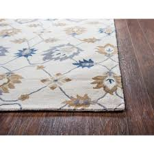 nuloom pebbles natural 5 ft x 8 ft area rug pb01c 508 the home