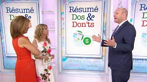 learn what prospective employers don u0027t want to see on your resume