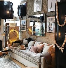 canape boheme canapé sur mesure boheme en froissé beige et sofa