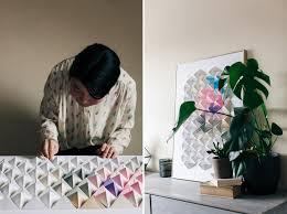 giant origami tutorial for design sponge emma gutteridge