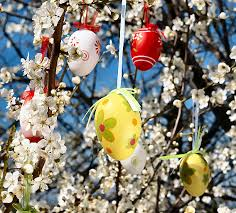 german easter egg tree 12 easter egg trees to make with your family
