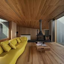 wood interior homes geometric house with creative interior fixtures