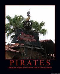 Disney World Meme - image 101482 pirates vs ninjas know your meme