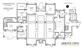 Floor Plan For Residential House Floor Plans