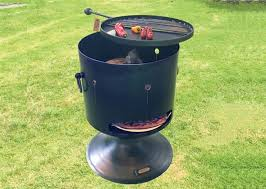 Firepit Pizza Pizza Oven Wood Pit Cooking Outdoor Kitchen Bbq