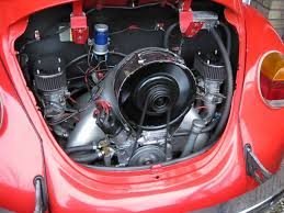 volkswagen porsche porsche 914 engine in a 1303 vw bug from 1975 fisrt start youtube