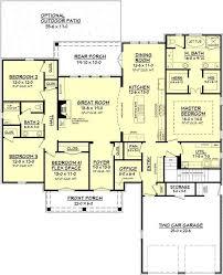 what is open floor plan best 25 ranch style floor plans ideas on ranch floor