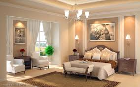 Modern Queen Size Bed Designs Traditional Master Bedroom Glass Wall Grey Pattern Curtains Queen