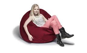 cocoon 4 u0027 kids bean bag chair jaxx bean bags