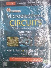microelectronic circuits theory and applications 6th edition