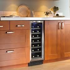 amazon com danby dwc276bls 27 bottle silhouette wine cellar