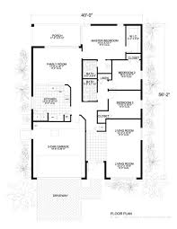 large floor plans lovely one story florida spanish style home floor plan 1646 9869