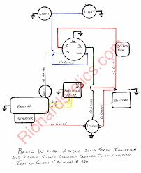 delco remy hei distributor wiring diagram with schematic 28585 new