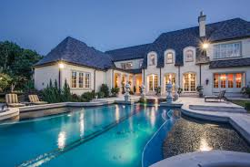 french chateau style tour a french chateau style home in dallas warm home and places