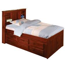 twin bed captains u2014 modern storage twin bed design