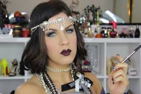 do it yourself hairstyles gatsby you tube flapper inspired makeup the great gatsby youtube