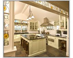 stained glass windows for kitchen cabinets decorating with stained glass windows home garden design