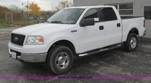 ford f150 truck 2005 2005 ford f150 xlt crew cab truck item f4612 sold