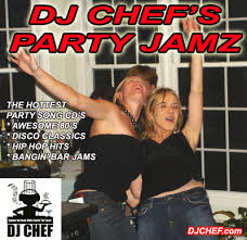Dj Favor by Welcome To The Dj Chef Gift Shop Aprons Favors Gift