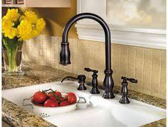 tuscan bronze kitchen faucet pfister bellport 2 handle 4 lead free kitchen faucet w
