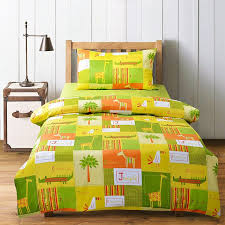 Girls Jungle Bedding by Lime Green Yellow And Orange Jungle Animal Toucan Zebra
