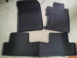toyota lexus floor mats all weather floor mats highlander2016 f150 all weather floor mats