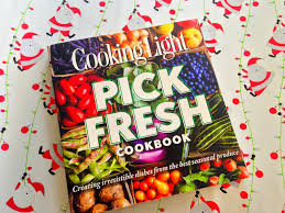 the cooking light pick fresh cookbook