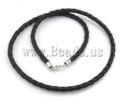 necklace cord with clasp images Cheap leather cord jewelry supplies find leather cord jewelry jpg