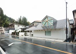 House Dormer Hiroki Tominaga Atelier U0027s Retirement Home Features Large Dormer Window