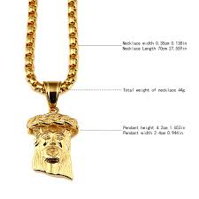 aliexpress buy nyuk mens 39 hip hop jewelry iced out aliexpress buy nyuk fashion small jesus pendant necklace